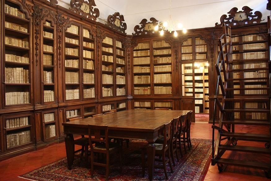 Bibliioteca del Seminario vescovile di Piacenza