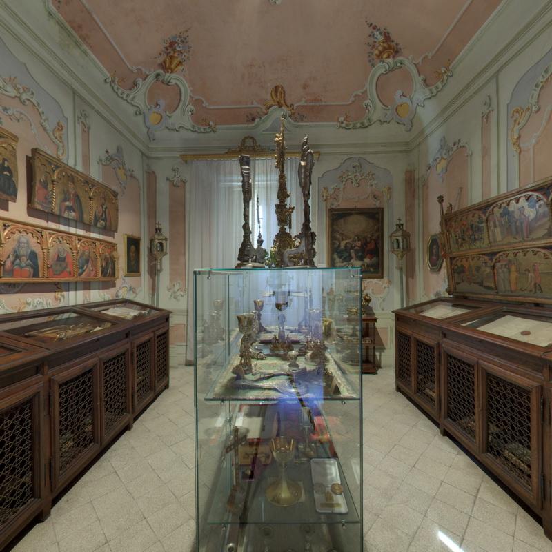 Museo Capitolare della Basilica di Sant'Antonino – Piacenza