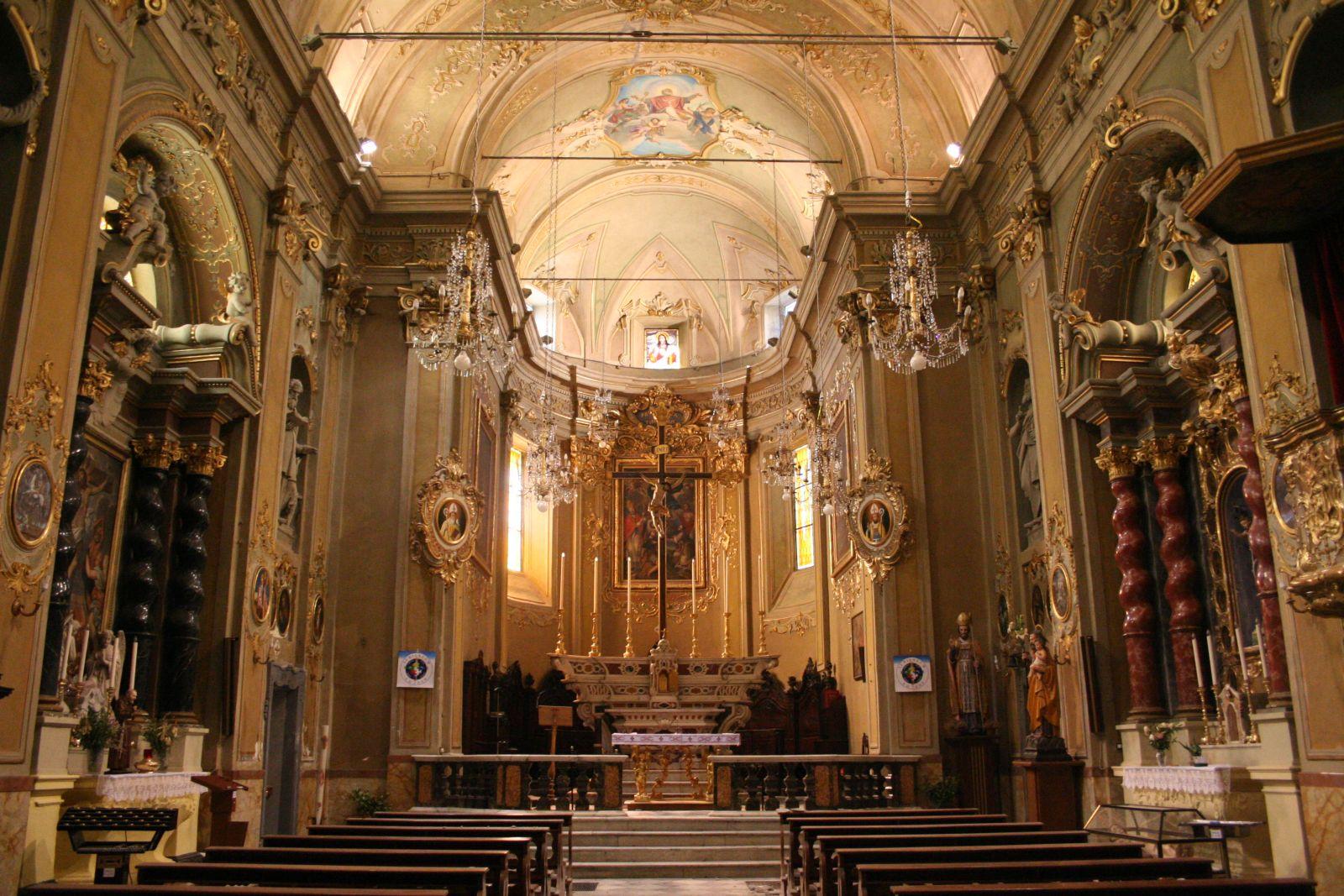 Chiesa di San Marziano in Ottone