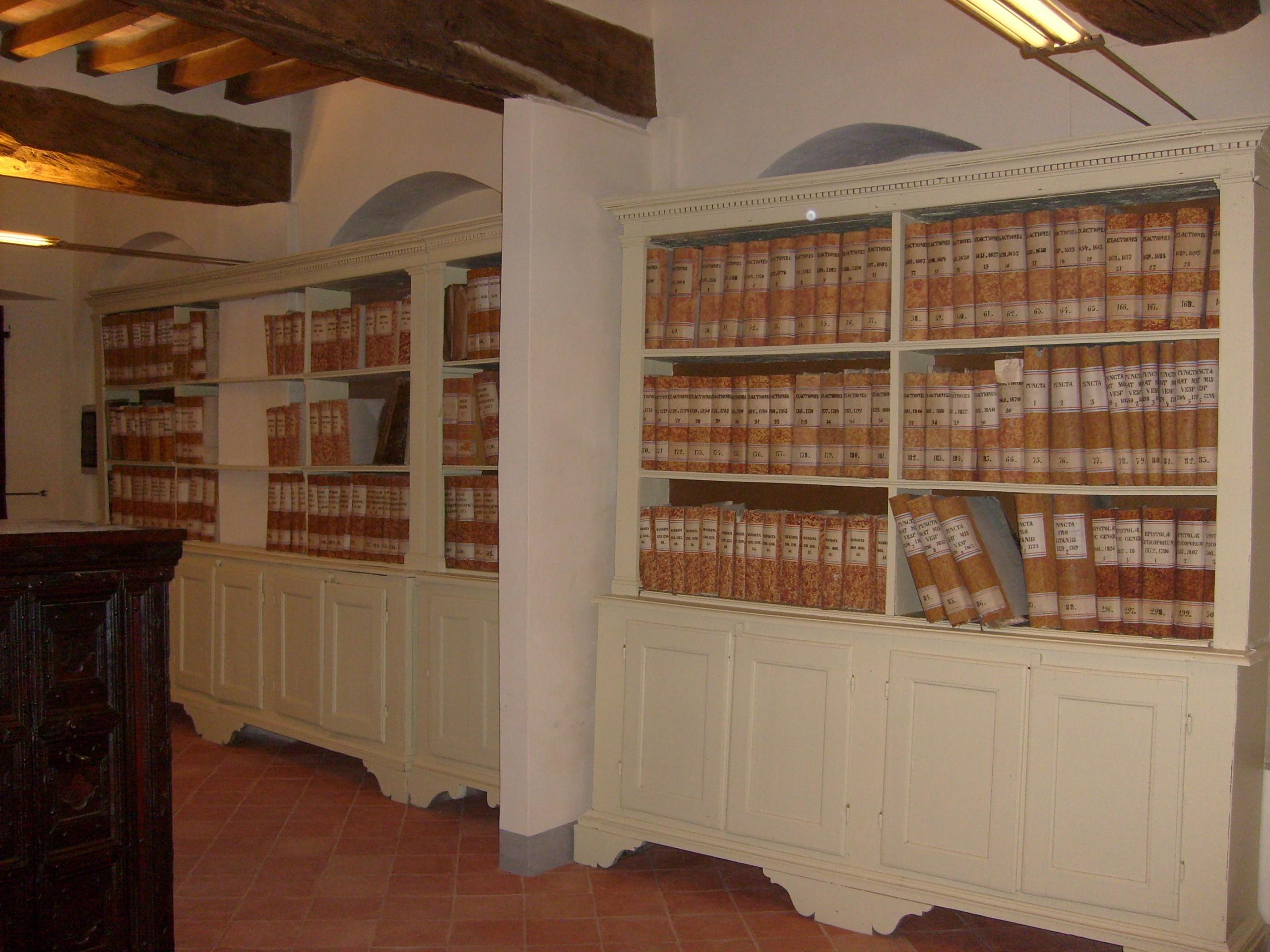 Archivio della Collegiata di Castell'Arquato