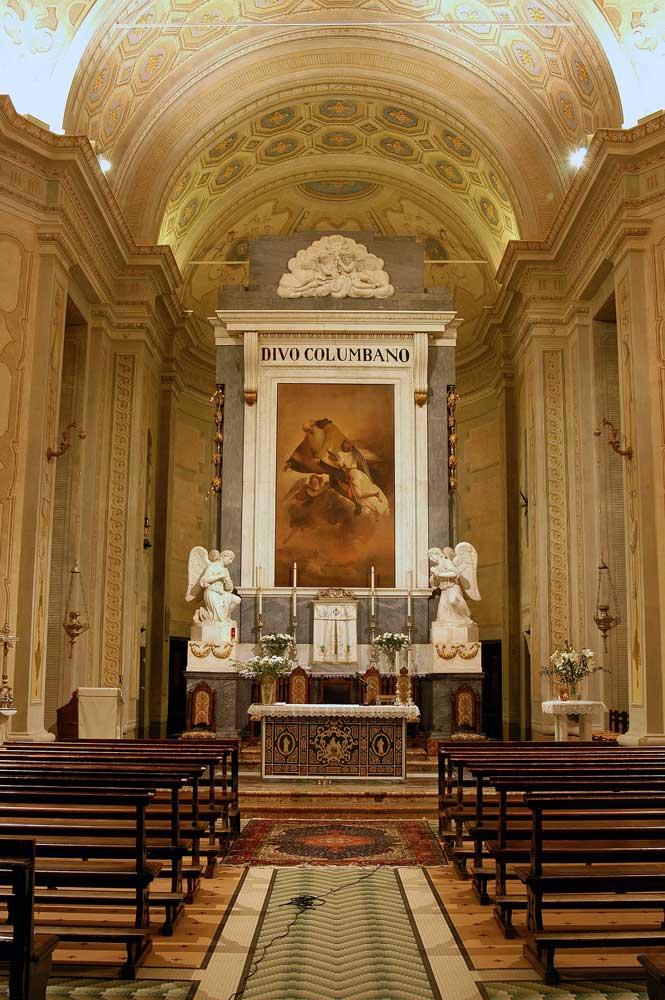 Chiesa di San Colombano (Madonna della Scaramuzza)
