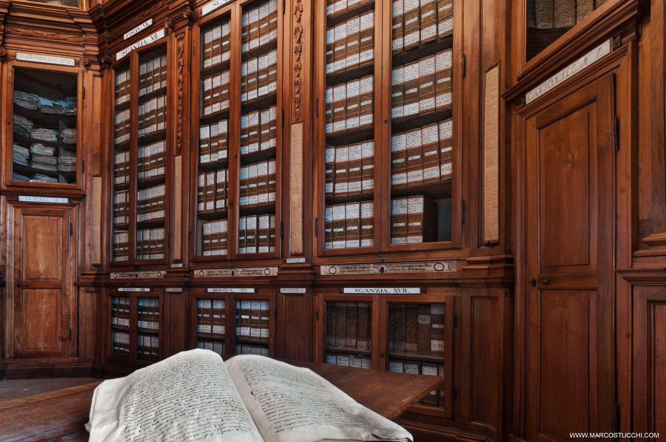 Archivio e Biblioteca Capitolare della Cattedrale