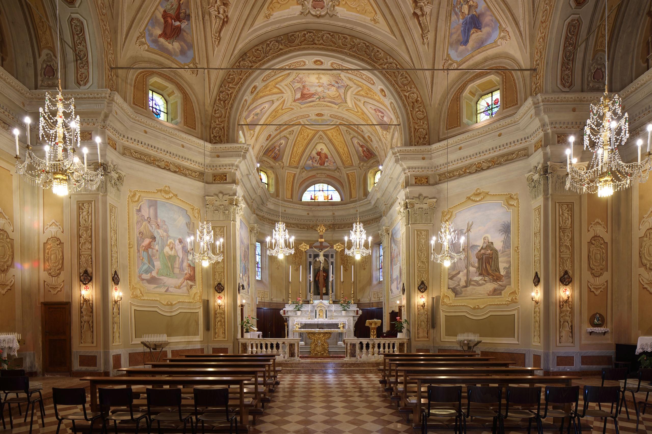 Chiesa di San Lorenzo – Santuario della Beata Vergine di Caravaggio