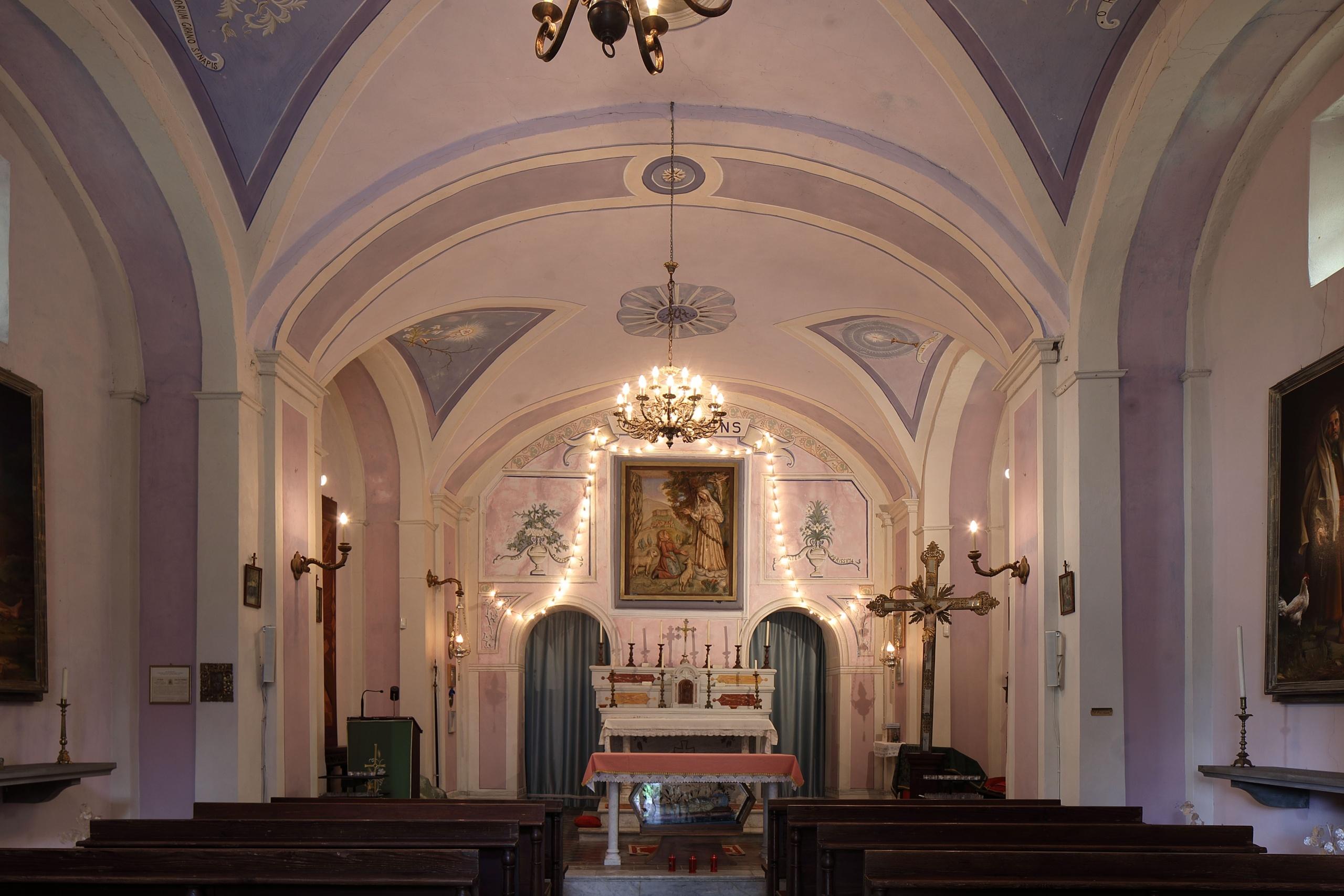 Santuario della Madonna del Faggio