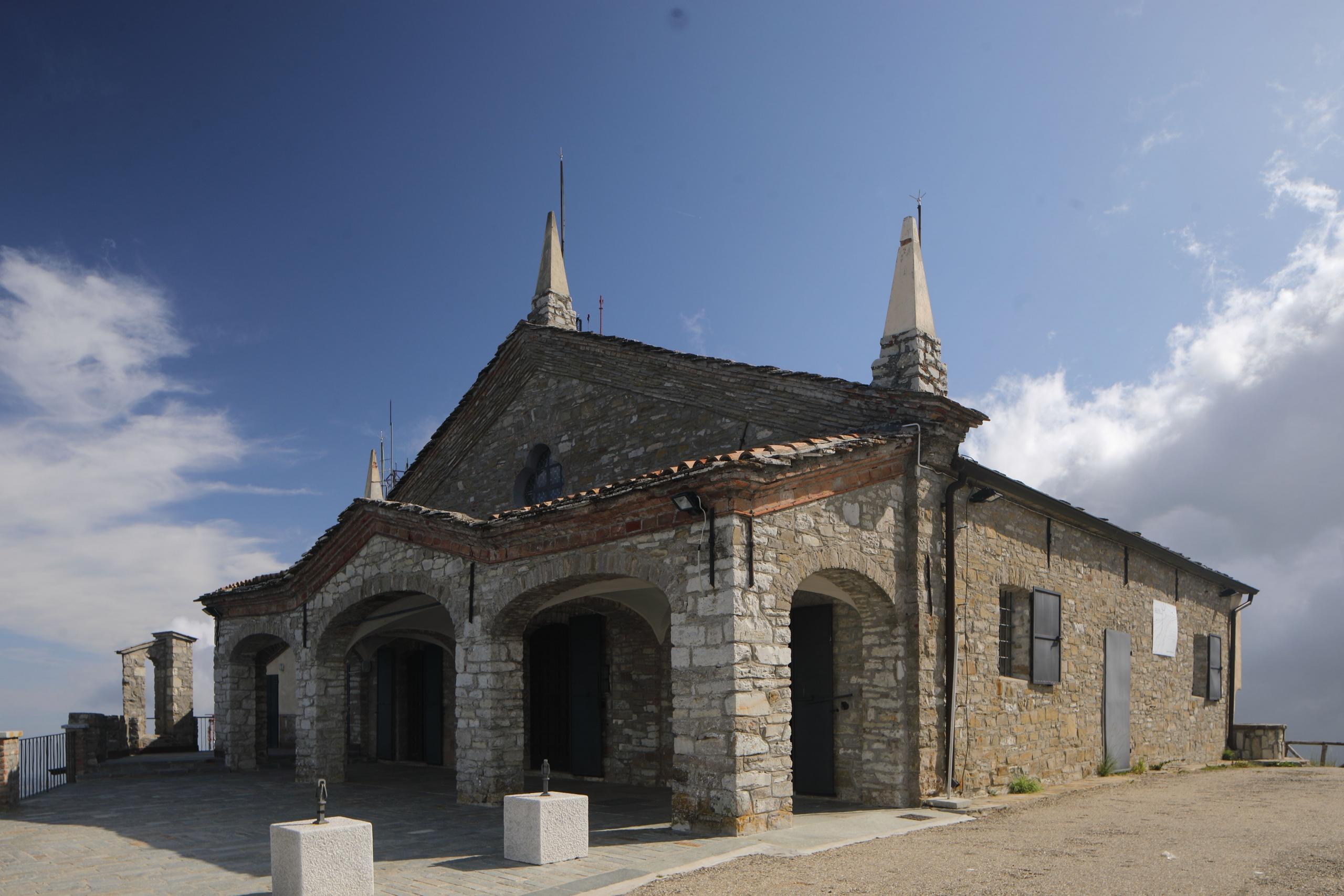 Santuario della Beata Vergine di Monte Penice