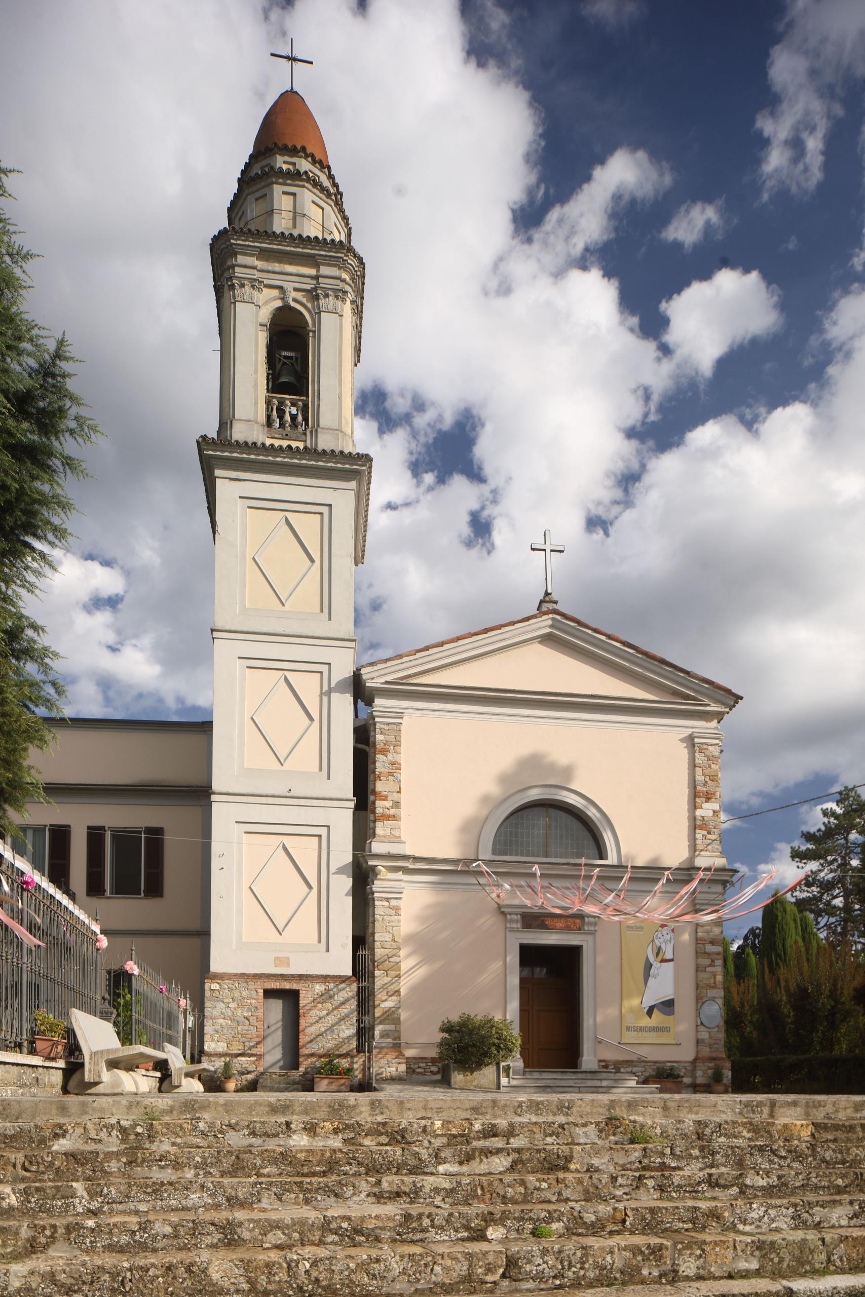 Santuario della Beata Vergine delle Grazie al Castello