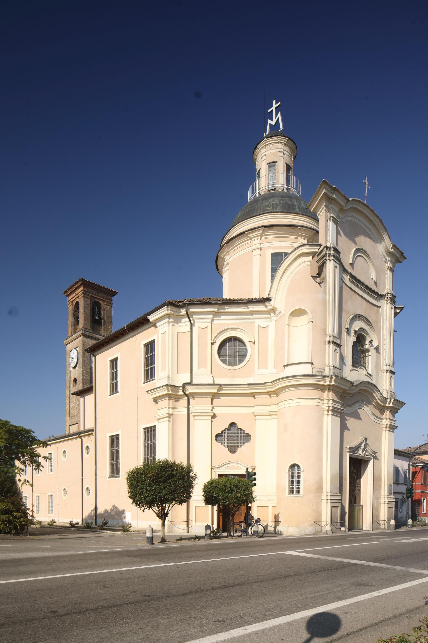 Santuario della Beata Vergine del Carmelo