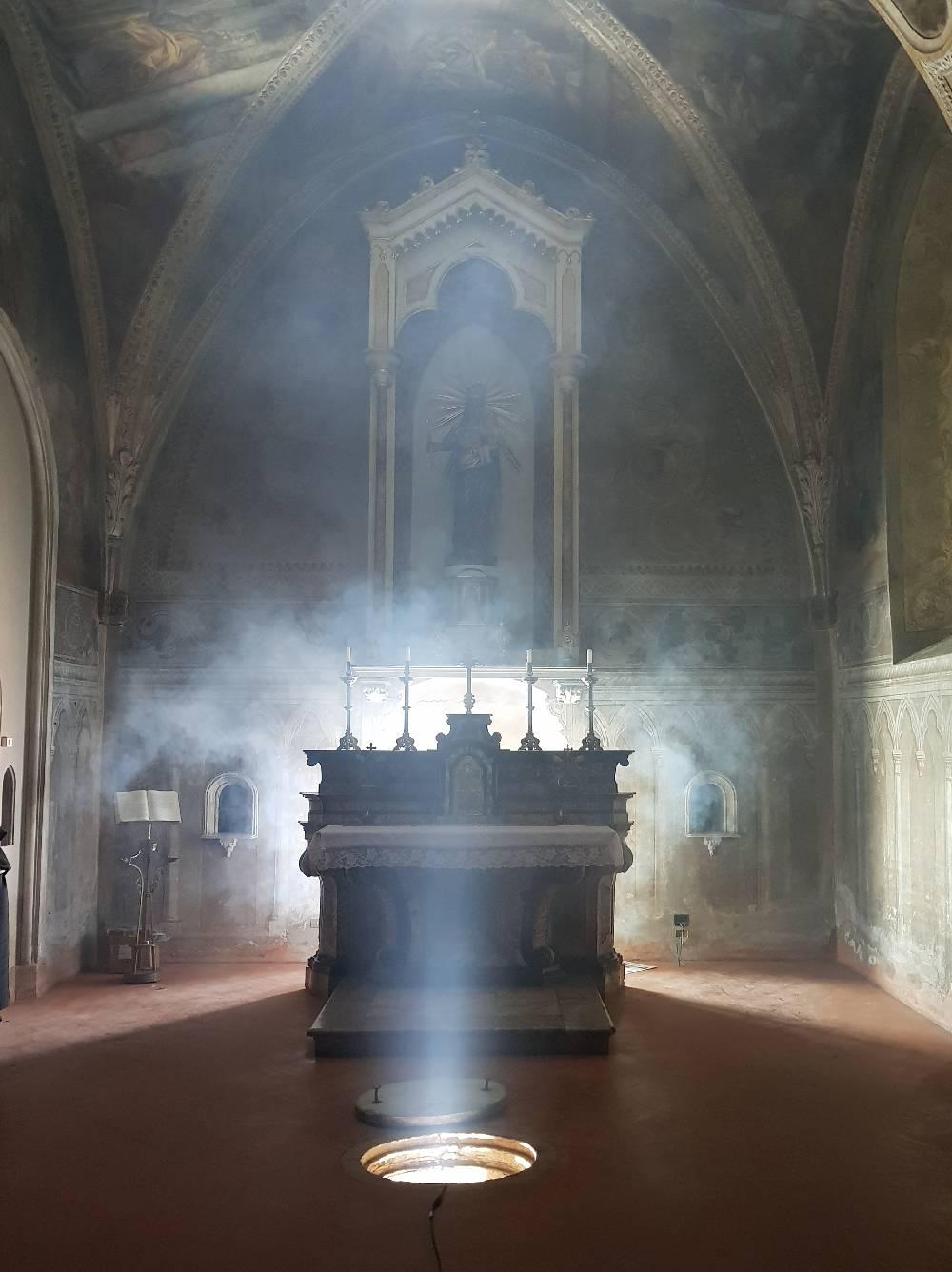 Santa Maria in Cortina
